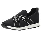 Dolce & Gabbana Kids Black Sneaker(Big Kid)