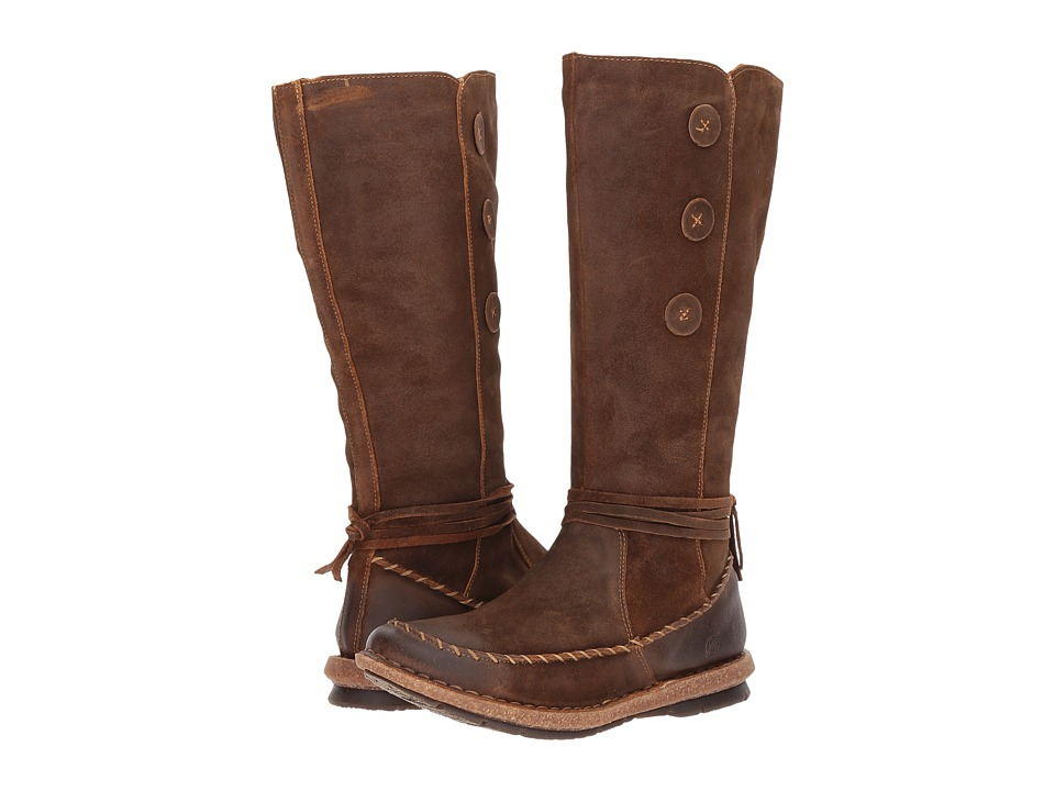 Born Torrey (Rust) Women's Shoes