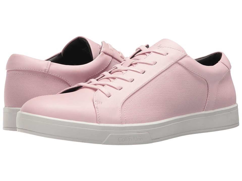 Calvin Klein Bowyer (Pink Brushed Smooth) Men