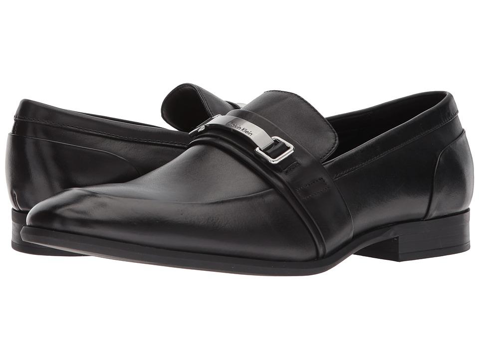 Calvin Klein Lawdon (Black Dress Calf) Men