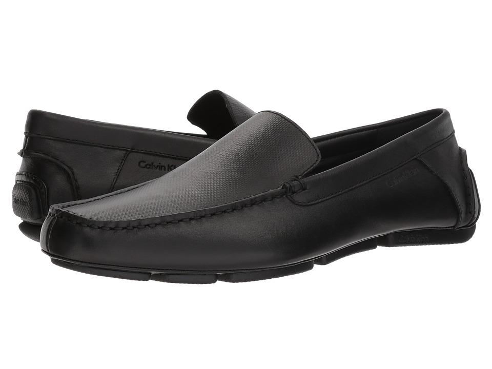 Calvin Klein - Miguel (Black Nappa Calf) Mens Shoes