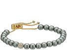 Cole Haan Pearl Crystal Pave Ball Slider Bracelet