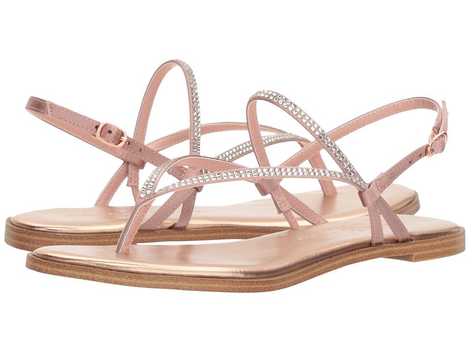 Chinese Laundry Gwendela Sandal (Nude Satin) Sandals