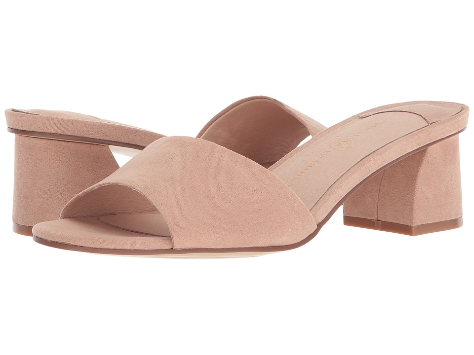 Chinese Laundry My Girl Sandal (Nude Microsuede/Synthetic) Sandals