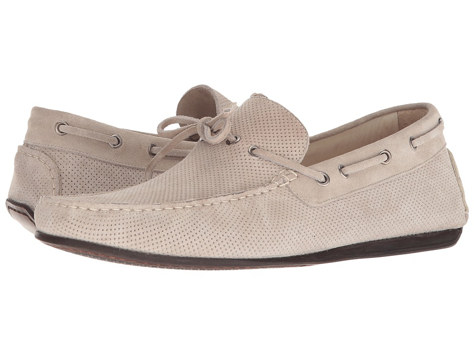 Canali - Perforated Moccasin (Tan) Mens Shoes