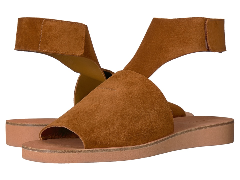 Via Spiga - Briar (Saddle Suede) Womens Sandals