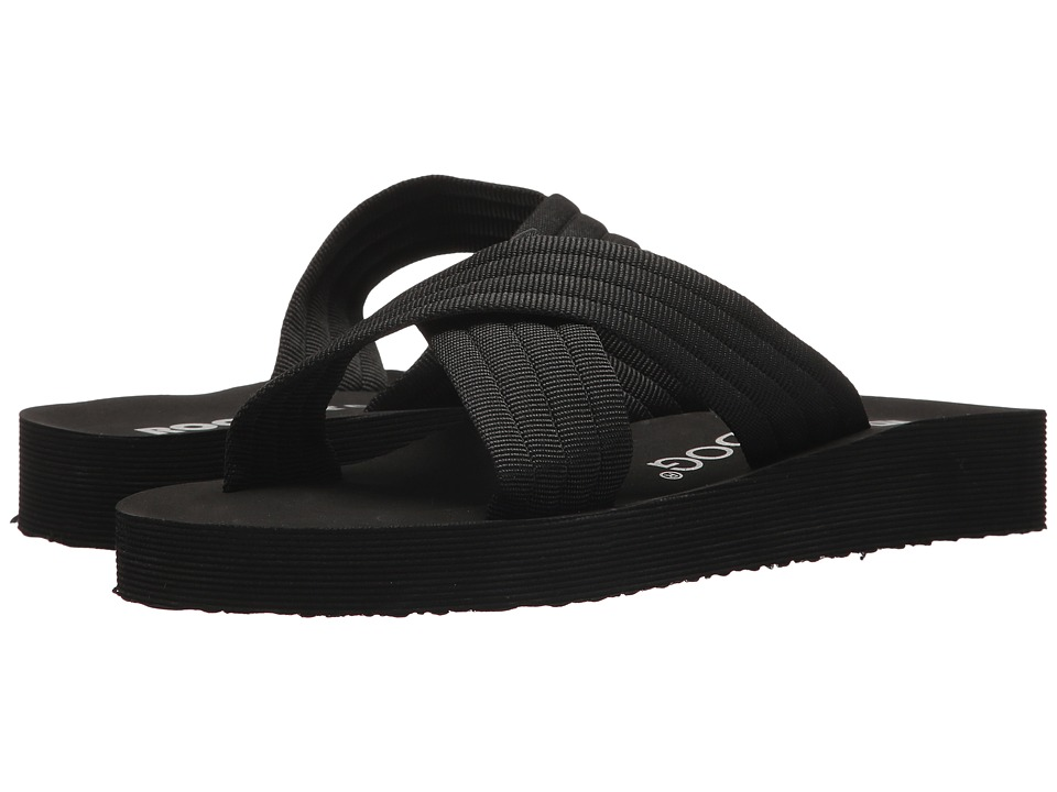 Rocket Dog - Crisscross (Black OG Web) Womens Sandals