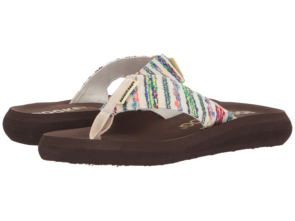 Rocket Dog - Spotlight Comfort (Natural Merry Maker) Women's Sandals