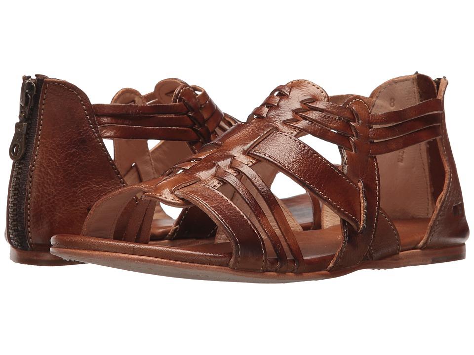 Bed Stu Cara (Tan Rustic) Women's Shoes