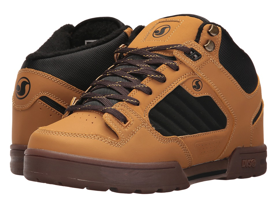 DVS Shoe Company Militia Boot Snow (Tan) Men