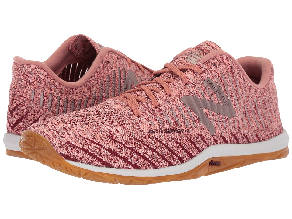 New Balance Minimus 20v7 Trainer (Vortex/Dusted Peach) Women's Cross Training Shoes