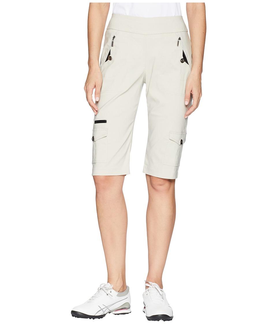 Jamie Sadock - New Skinnylicious 24.5 Knee Capris (Chino) Womens Capri