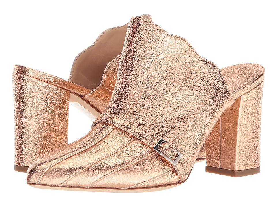 Racine Carree - Scallop Edge Mule (Pink K3 Rocher) High Heels