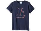 Lanvin Kids Print T-Shirt (Little Kids/Big Kids)