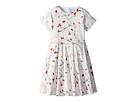 Lanvin Kids Bloom Short Sleeve Dress (Little Kids/Big Kids)