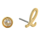 Kate Spade New York One In A Million L Stud Set Earrings