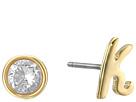 Kate Spade New York One In A Million K Stud Set Earrings