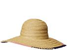 San Diego Hat Company UBL6805OS Sun Brim w/ Hand Stitch Pattern on Brim Edge