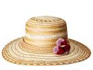 San Diego Hat Company PBM1044OS Woven Paper w/ Triple Poms