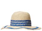 San Diego Hat Company San Diego Hat Company PBF7311OS Fedora w/ Pop Color Stripes