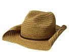 San Diego Hat Company San Diego Hat Company PBC2443OS Paperbraid Cowboy w/ Double Braid Trim