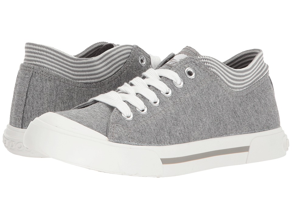 Rocket Dog Jetty (Grey Summer Jersey) Women's Lace up casual Shoes