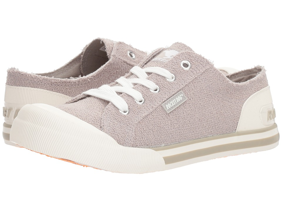 Rocket Dog - Jazzin (Light Grey Cloud 9) Womens Lace up casual Shoes