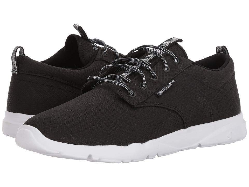 DVS Shoe Company - Premier 2.0+ (Black/White) Mens Skate Shoes