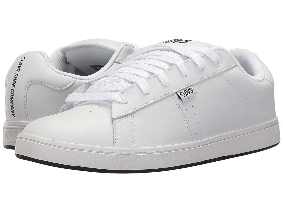 DVS Shoe Company - Revival 2 (White) Mens Skate Shoes