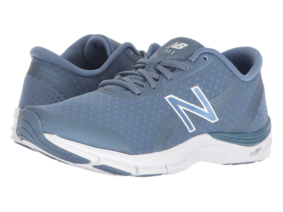 New Balance WX711v3 (Vintage Indigo/White) Women's Cross Training Shoes