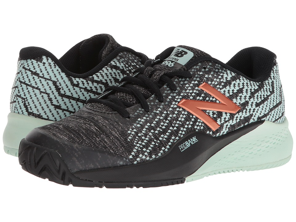 New Balance WCH996v3 (Black/Magnet) Women's Shoes