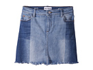 DL1961 Kids Jenny Two-Toned Denim Skirt in Hollywood (Big Kids)
