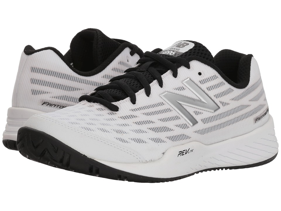 New Balance WCH896v2 (White/Pigment) Women's Shoes