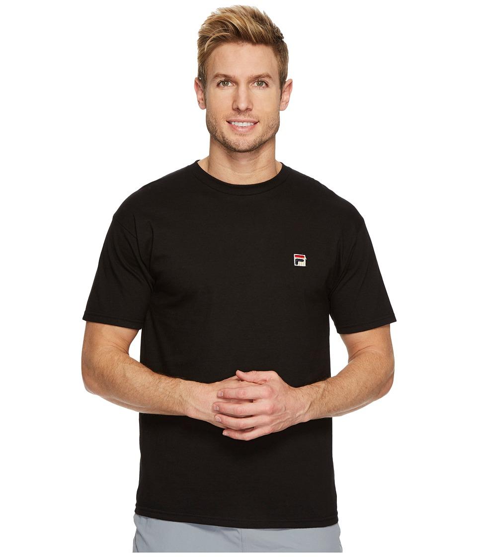 Fila F Box T-Shirt (Black) Men