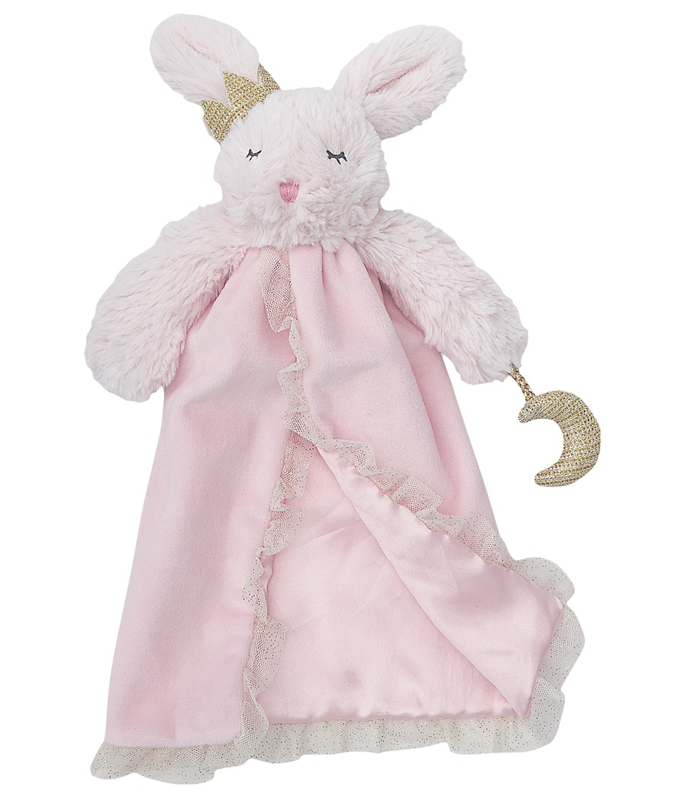 Mud Pie - Bunny Princess Lovie (Pink) Accessories Travel