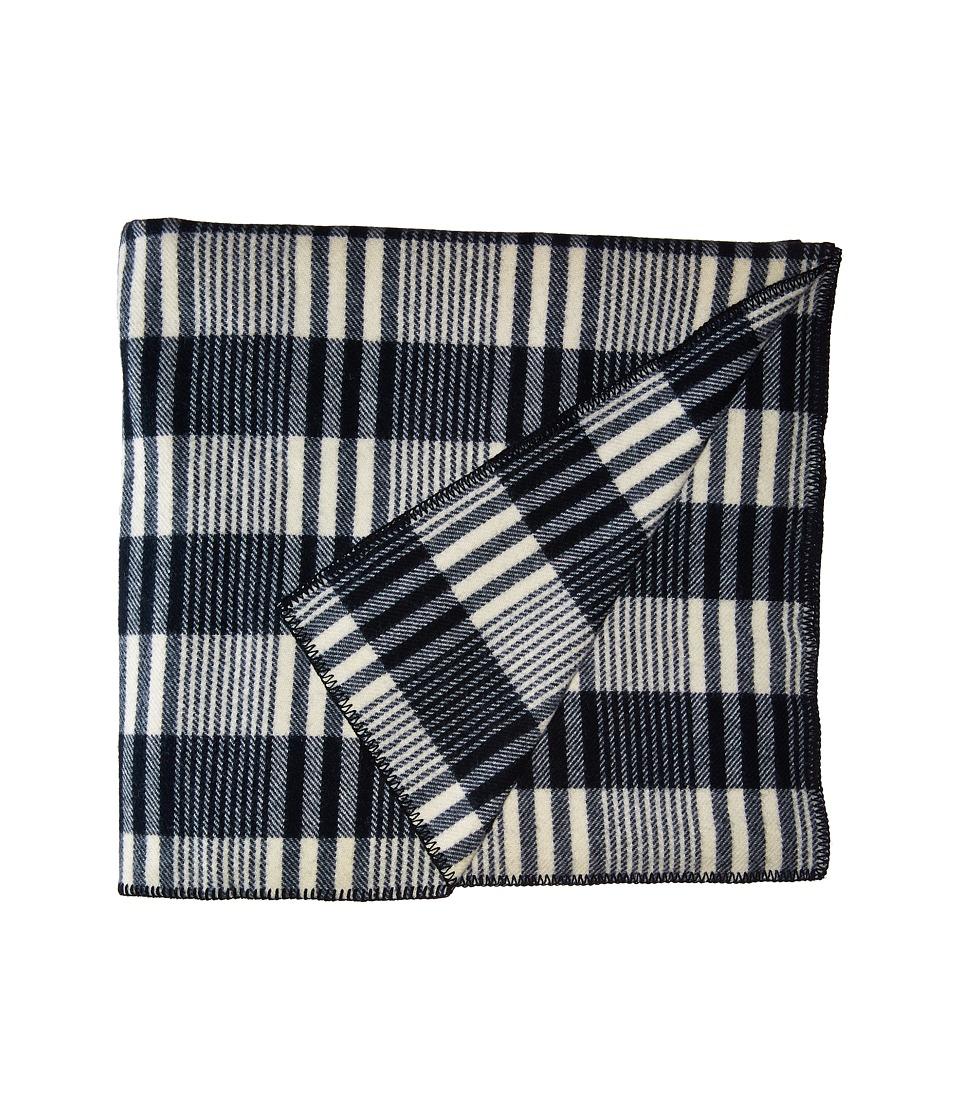 Pendleton Eco-Wise Wool Plaid Blanket - Queen (Ivory Plai...