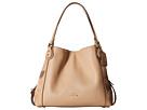 COACH Patchwork Tea Rose Edie 31 Shoulder Bag