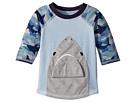 Mud Pie Camo Shark Rashguard (Infant/Toddler)