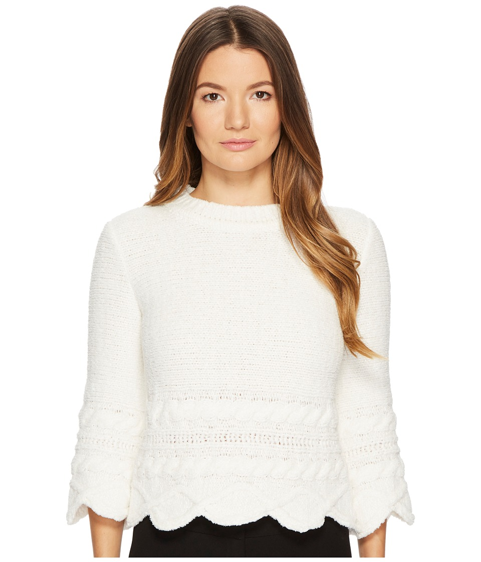 Boutique Moschino - Sweater (White) Womens Sweater