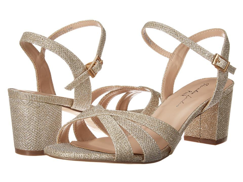 Paradox London Pink Colette (Champagne) Women's Shoes
