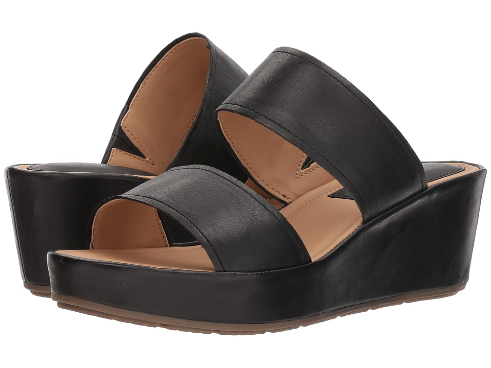 Me Too - Albany (Black Sheep Burnished Vachetta) Women's Dress Sandals
