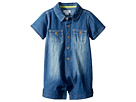 Mud Pie Chambray One-Piece (Infant)