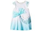 Mud Pie Mermaid Flutter Sleeve Tunic (Infant/Toddler)