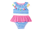 Mud Pie Tassels and Stripes Two-Piece Swimsuit (Toddler)