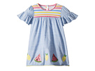 Mud Pie Chambray Fun in the Sun Dress (Infant/Toddler)