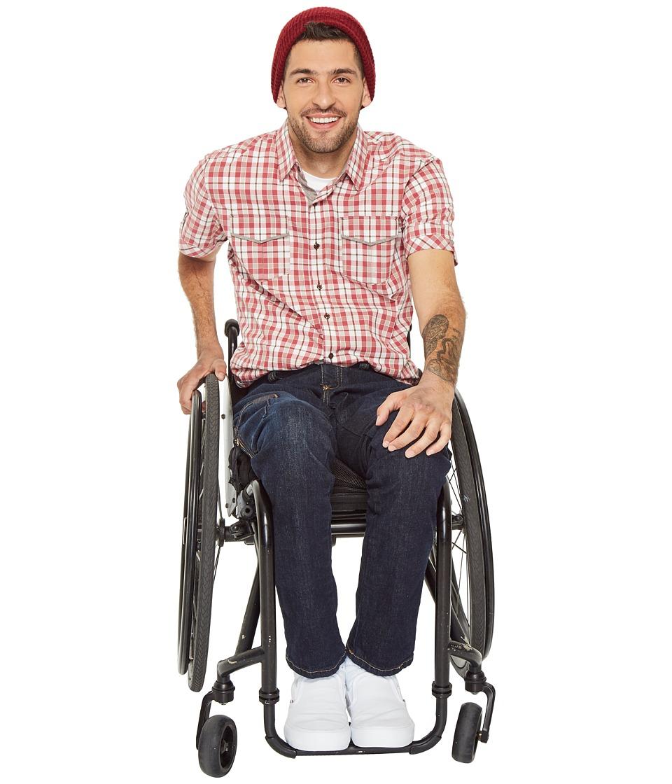 ABL Denim - Wheel Chair Jean in Bright Rinse (Bright Rinse) Mens Jeans