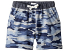 Mud Pie Camo Pull-On Shorts (Infant/Toddler)