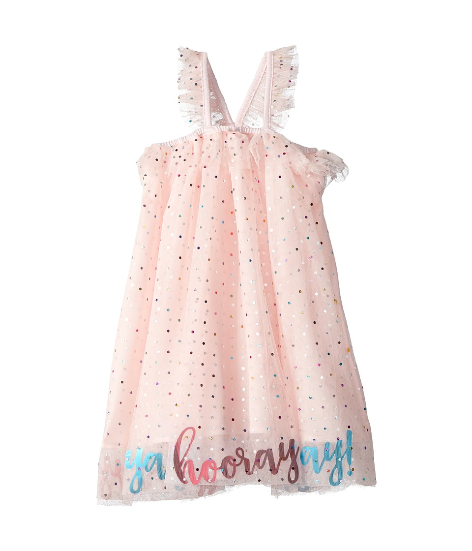Mud Pie - Tulle Sleeveless Party Dress (Infant/Toddler) (Pink) Girls Dress