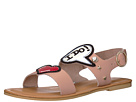 LOVE Moschino Sandals w/ Patches