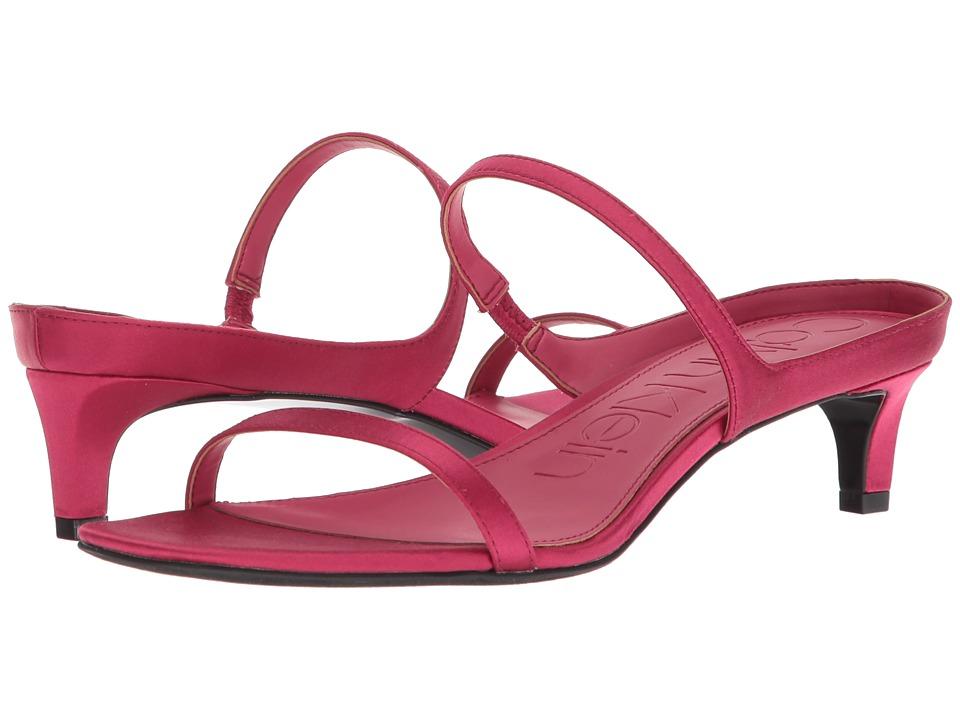 Calvin Klein Domenica (Hibiscus Pink) Women